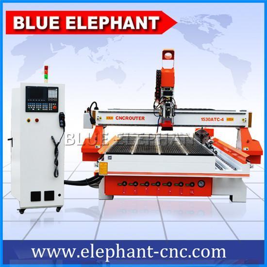 济南蓝象1530三维立体木工雕刻机,数控立体人像圆柱木工雕刻机,增加旋转轴,台湾新代控制,传动速度快,精度高。