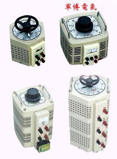 交流接触式自耦调压器 TG 500VA 10KVA 1000KVA图片