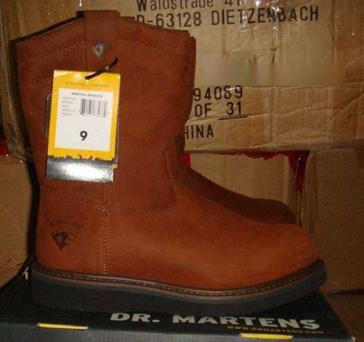 棕色马丁靴【批发价格