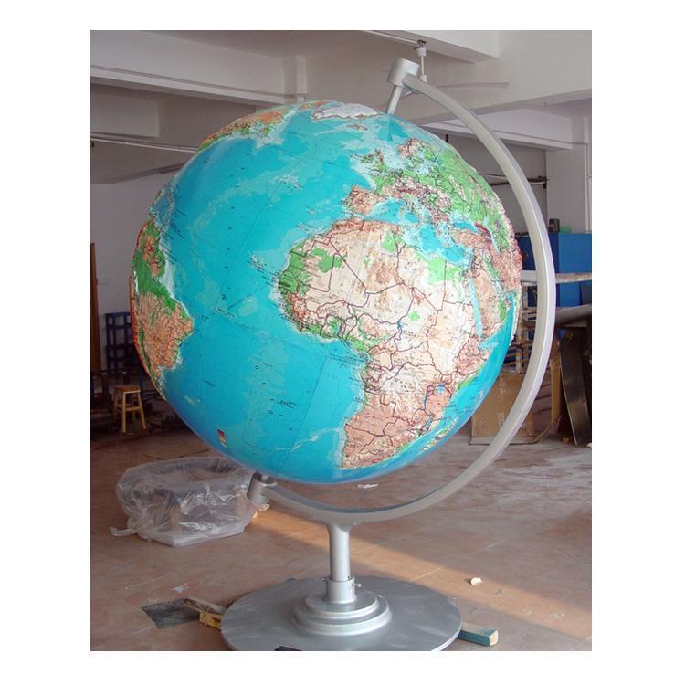 大型立体政区地球仪