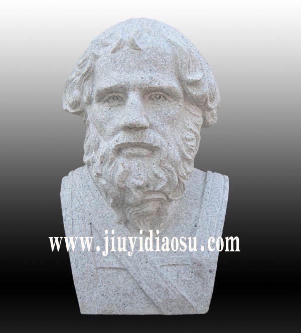 校园雕塑 阿基米德塑像