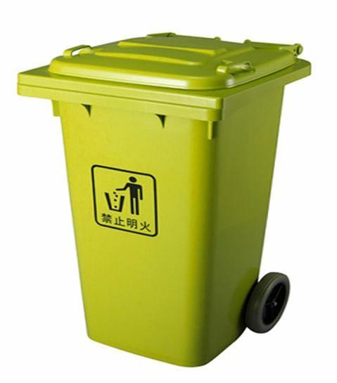 环保垃圾桶图片