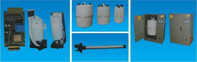 加湿器主机(箱体,加湿罐,进,排水电磁阀,底托,控制板),蒸汽软管(1图片