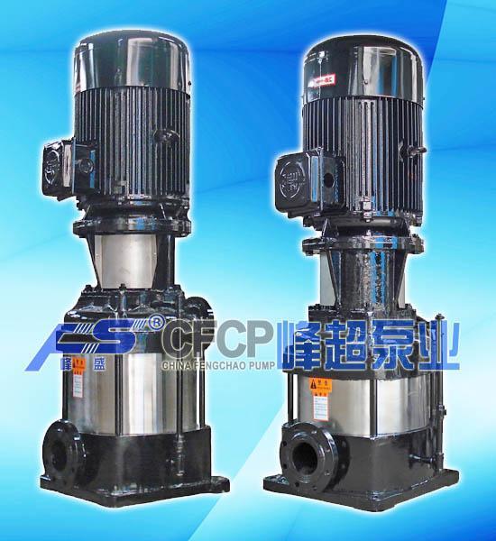 3,轴向推力的承受方式:水泵采用带推力轴承的立式电机驱动,水泵图片