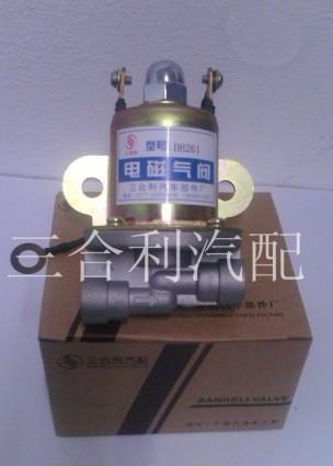 电磁气阀(dh261)图片