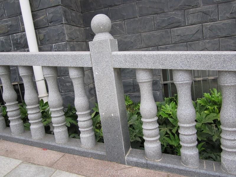 产品目录 建筑和装饰材料 装修设施及施工 护栏 03 花岗岩石材栏杆