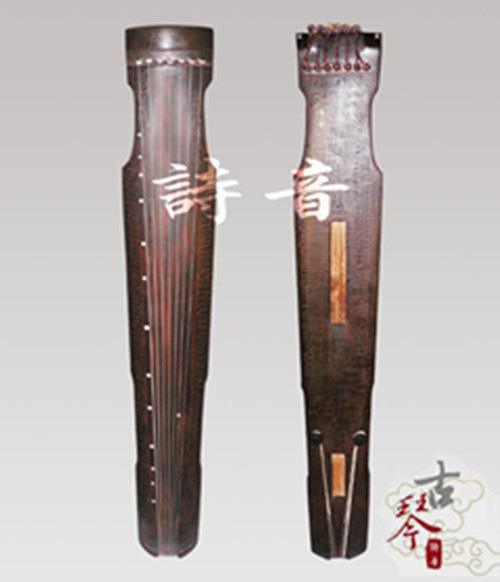 仲尼式古琴【批发价格图片