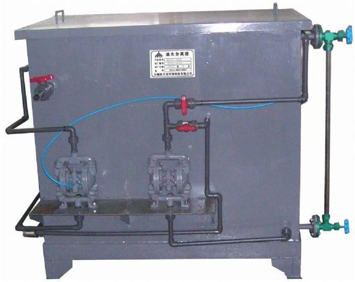 切削液净化循环使用油水分离器