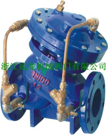 jd745 多功能水泵控制阀图片