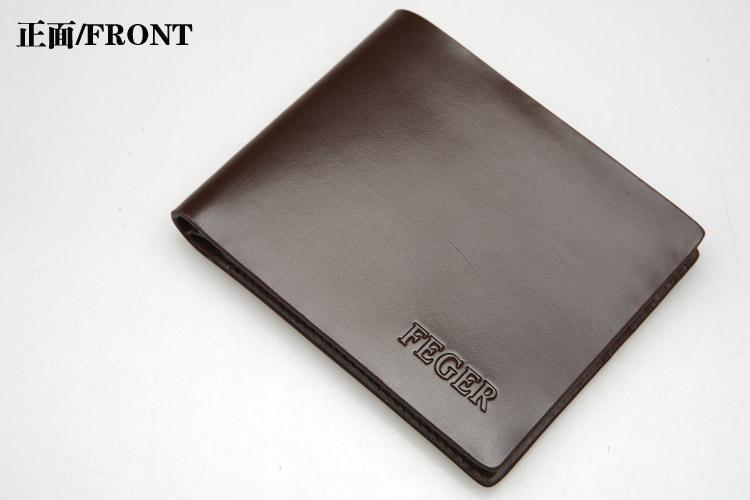 牛皮男士钱包(80013-2)