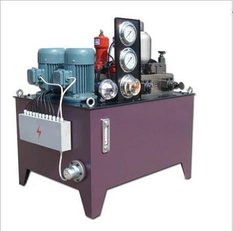 打包机液压泵站图片