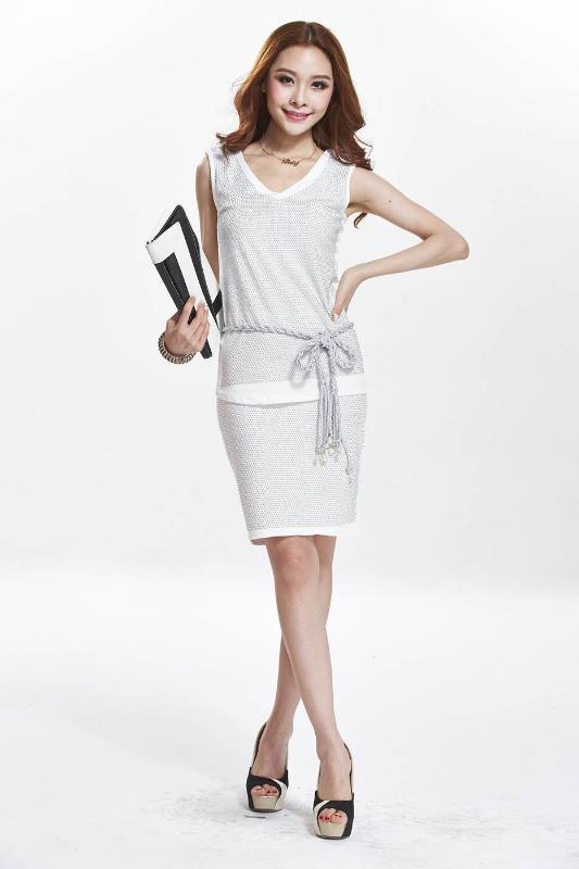 时尚韩版烫珠套装群
