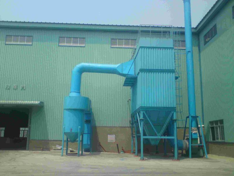 燃煤鍋爐除塵器圖片