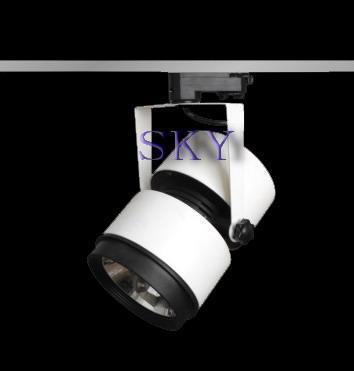 轨道灯安装示意图
