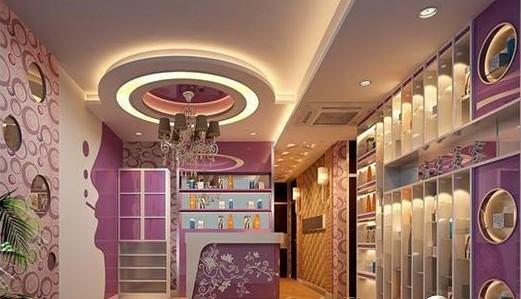 上海服装店装修     商品的形:同一类商品的形变化多