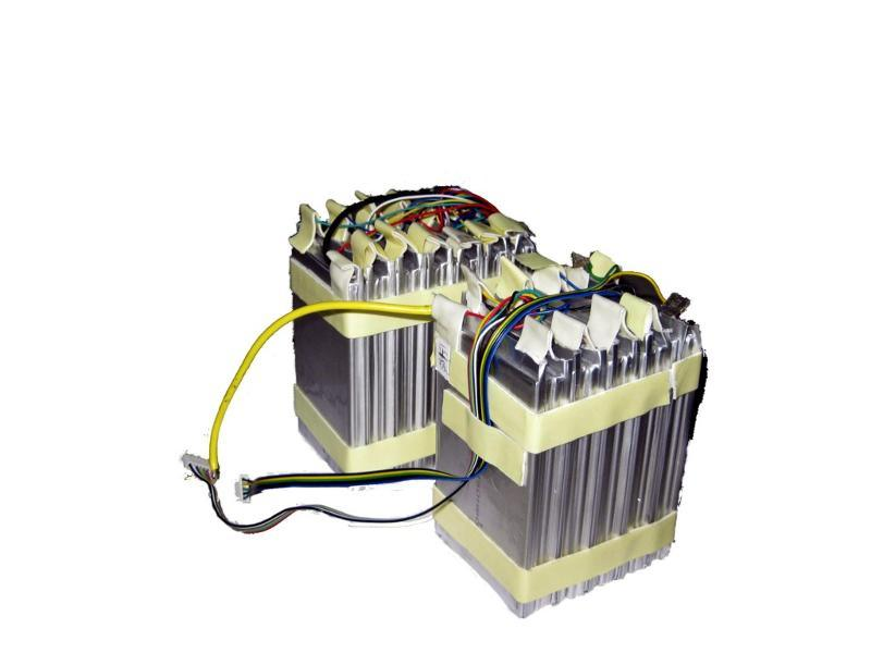 电动车聚合物锂电池图片