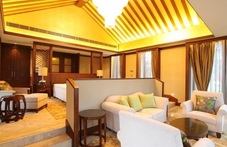 公司提供五星级酒店家具定制,包括酒店客厅家具,酒店宴会厅