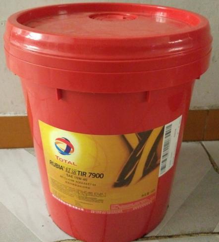 道达尔红运 TIR 7900 15W-40 20W-50 重负荷柴油发动机油
