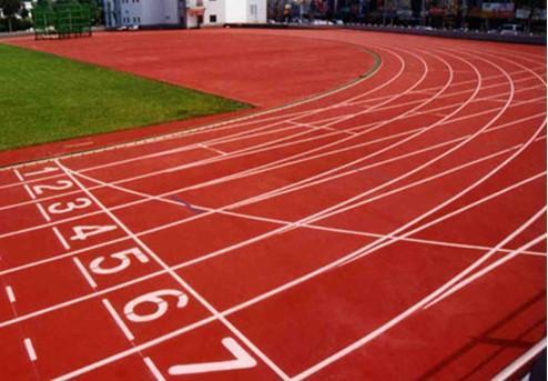 北师大东莞石竹校区-400米混合型塑胶跑道