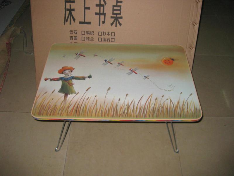 卡通折叠桌