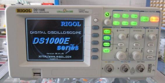 示波器简�_示波器(100m)(ds1102e)