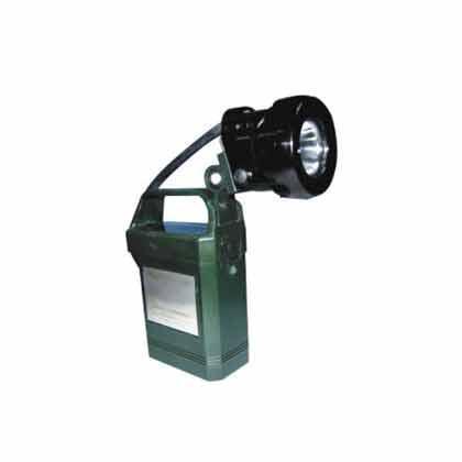 iw5120便携式免维护强光防爆工作灯图片