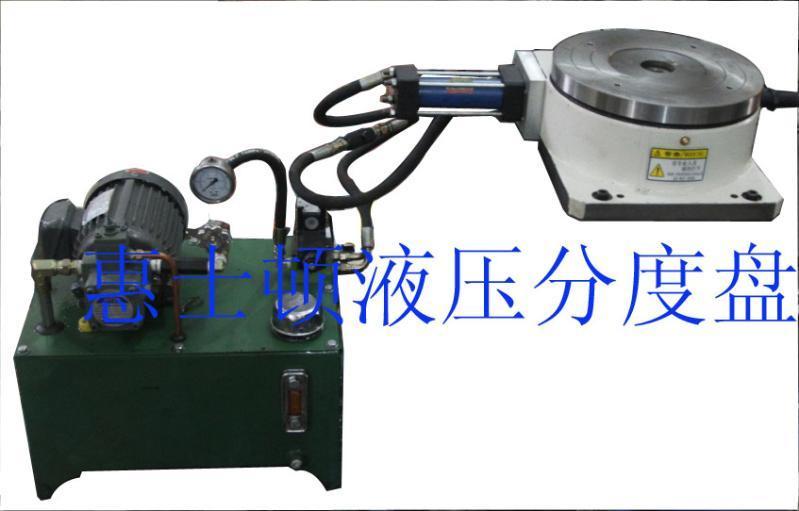 液压分度盘/分割器图片