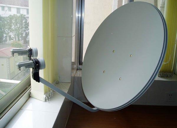 大锅高频头安装图_C锅卫星天线安装KU高频头问题,高手进。-卫星大锅接收天线安装 ...