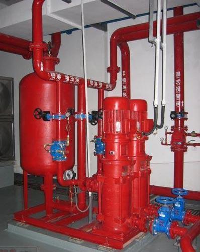 消防气压供水设备图片
