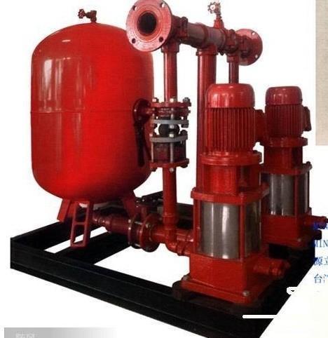 全自动气压供水消防设备:当发生火灾打开消防图片