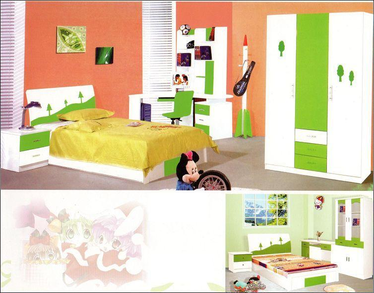 儿童家具套装(绿色)