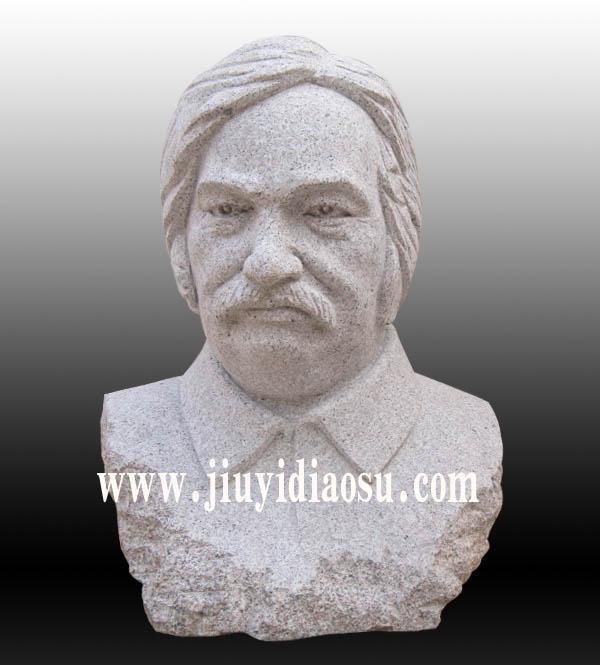 人物雕塑 巴尔扎克塑像
