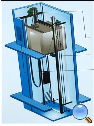 无机房电梯的图纸_无机房电梯的图纸图片分享