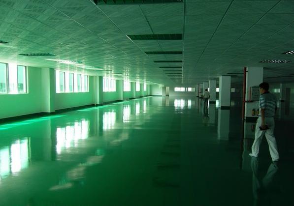 YEART雅涂环氧树脂地坪漆的性能优势