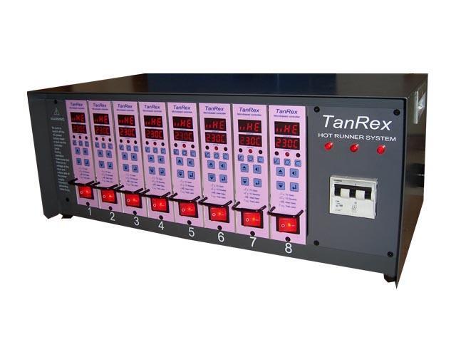 热流道温控箱_热流道温控器(tr-tcs1 tw)