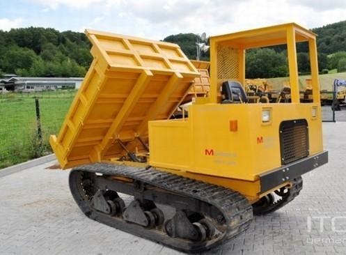 3t轻型履带农用拖拉机运输车图片