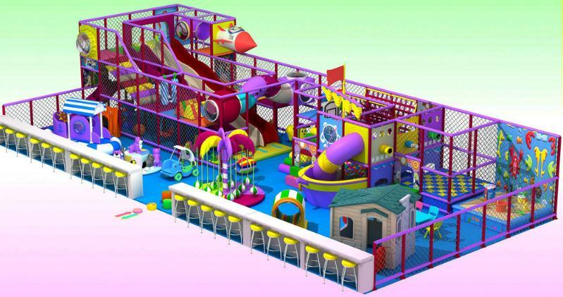 淘气堡室内 淘气堡儿童乐园