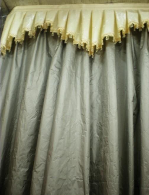 会议室浅色窗帘搭配图片大全