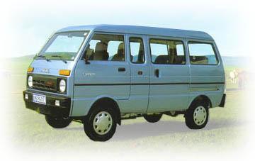 华利系列微型汽车 - tj6350a图片