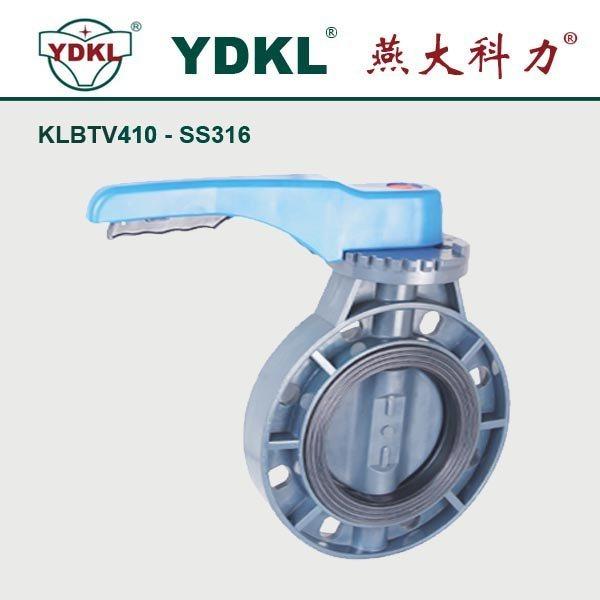 pvc蝶阀(kl-820)图片