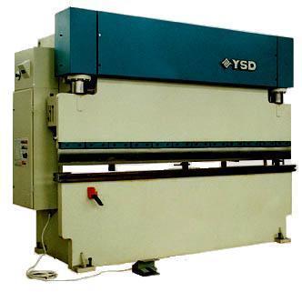 hpb系列数控液压折弯机床图片