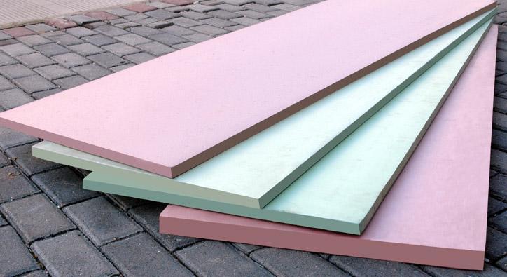 XPS 挤塑式聚苯乙烯隔热保温板保温板