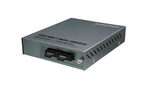 1000兆插卡式内置电源收发器批发 中国制造网光纤收发器