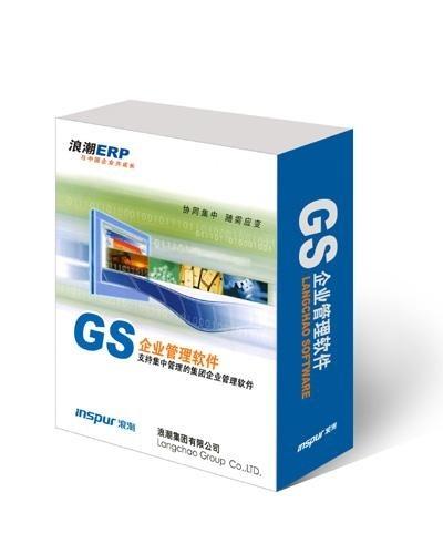 浪潮GS企业管理软件图片,浪潮GS企业管理软