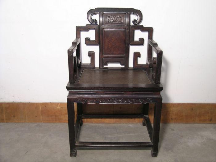 _拐子太师椅(hj-l083)