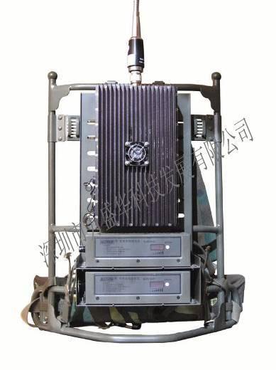 背负式移动视频图像发射机