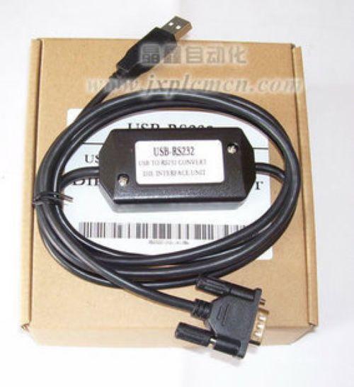 器25p_fx-232-cab-1 三菱f940/930/920触摸屏编程电缆,2.