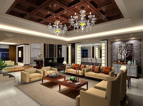 样板房,别墅,豪宅,欧式别墅设计图片