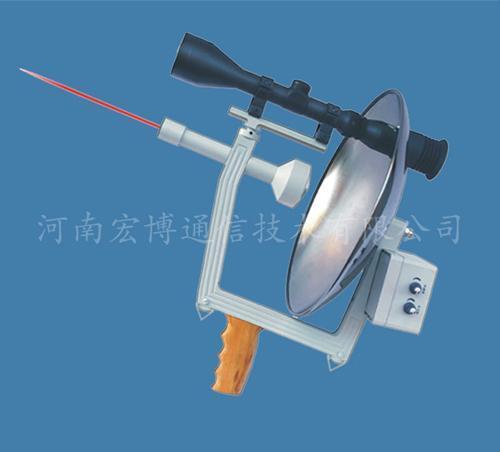 绝缘子故障激光侦测器