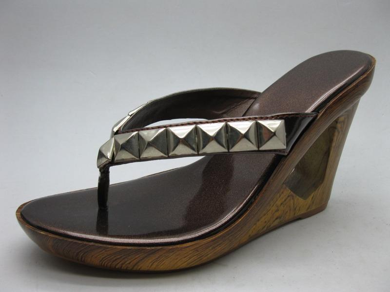 女木跟拖鞋 -2